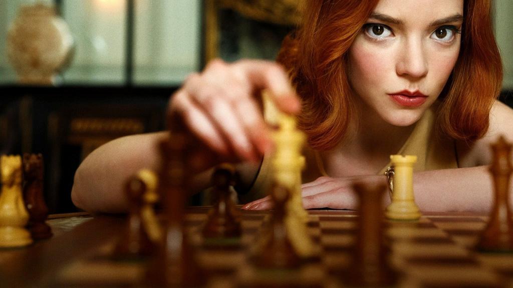 Netflix Queen's Gambit