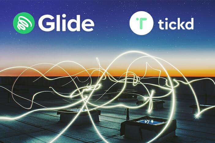 tickd x glide